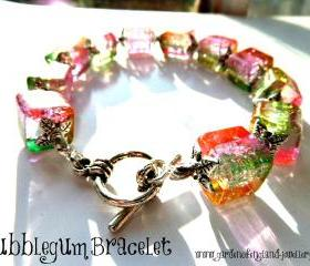 Bubblegum Bracelet